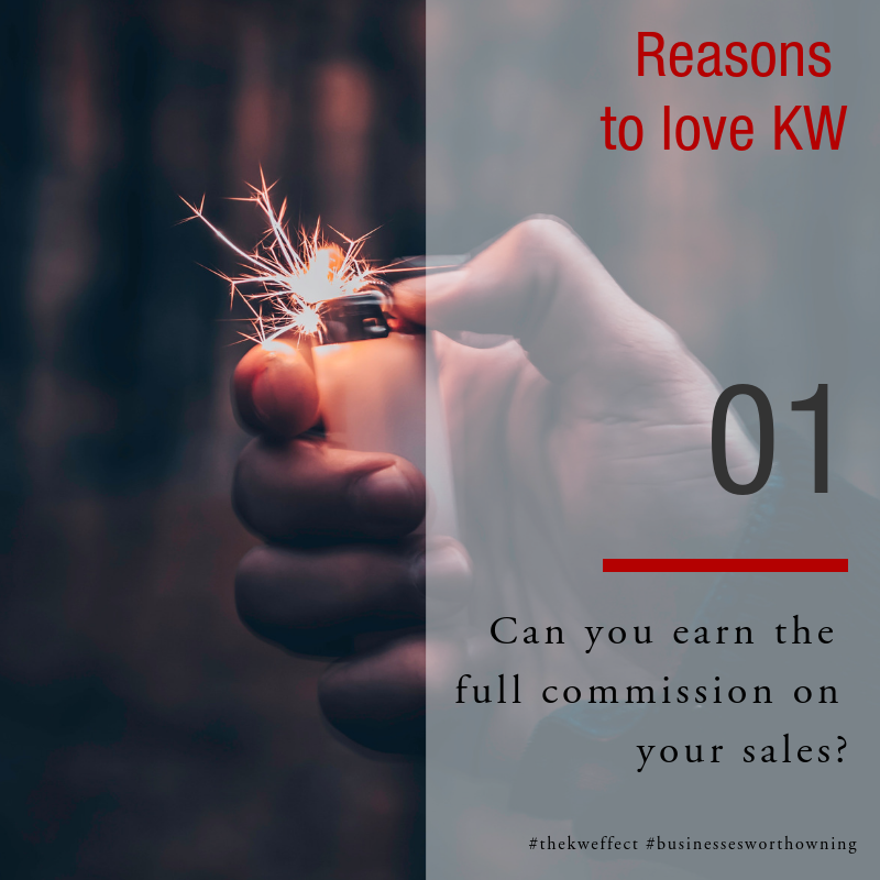 Image of - Reasons to love Keller Williams in the Overberg and Overstrand - Cap your commission split to R155,000 per year