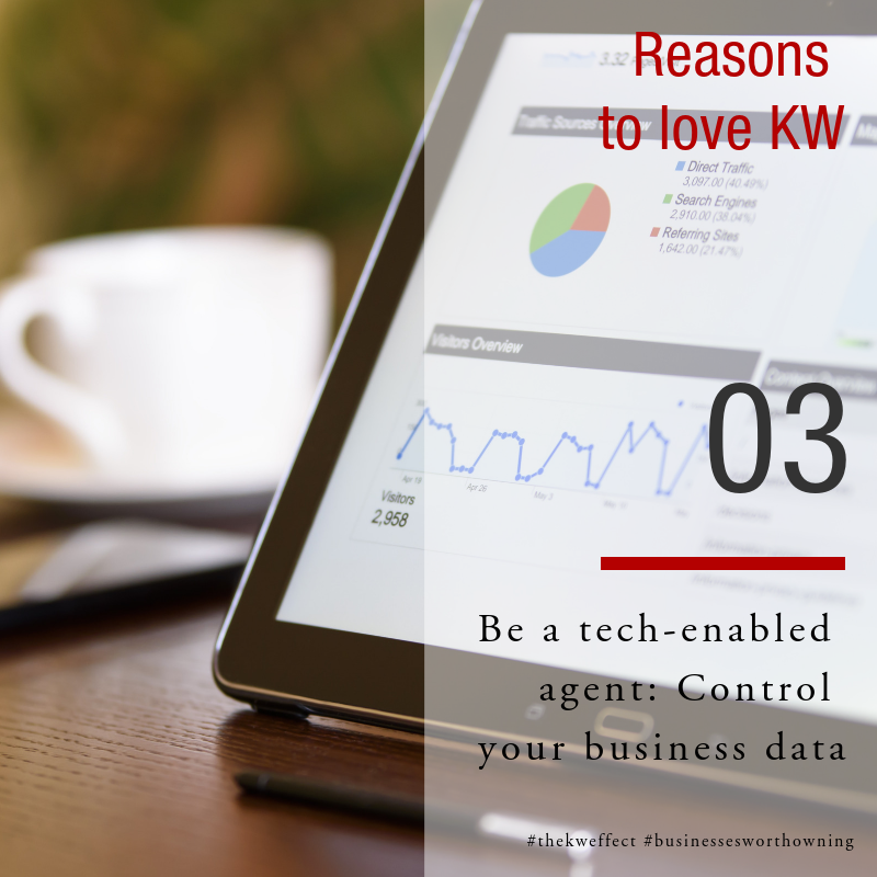 Image of Reasons to love KW Scenic in Hermanus 3 - Control your data