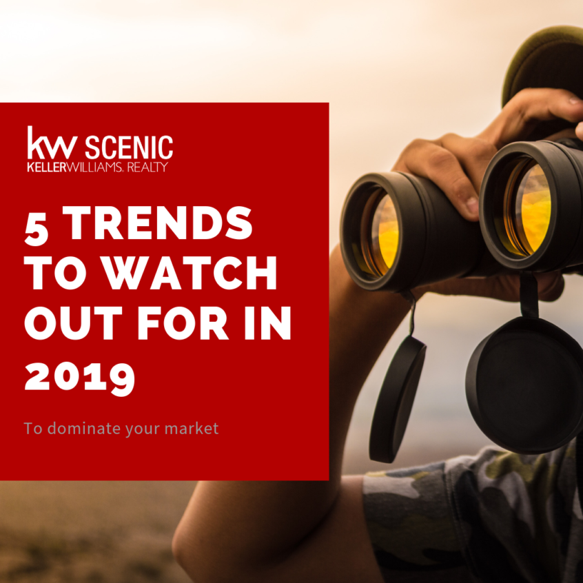 Image of KW Scenic (Hermanus, Stanford, Kleinmond, Bettiesbaai, Pringle Baai, Overberg, Overstrand) 5 Trends to watch out for in 2019