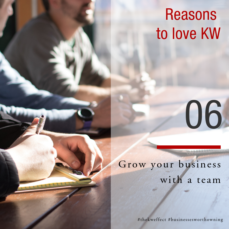Image of Reasons 6 to love Keller Williams Scenic on Hermanus - Grow your property business with a team