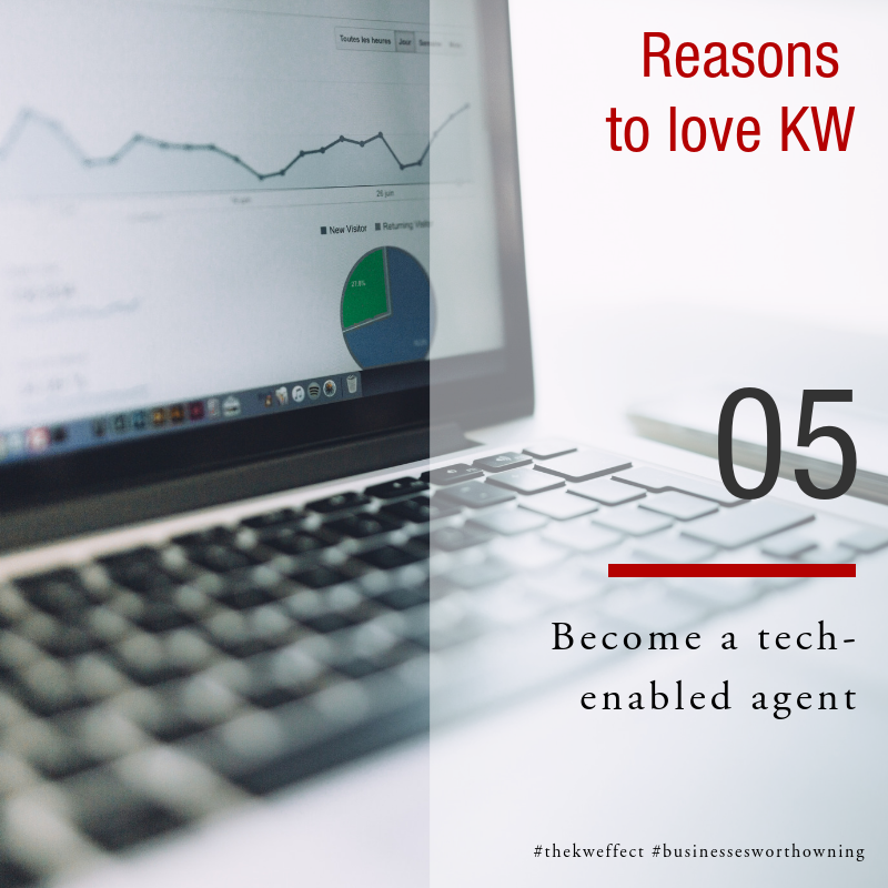 Image of Reason 5 to love Keller Williams Scenic in Hermanus - Be a tech-enabled agent