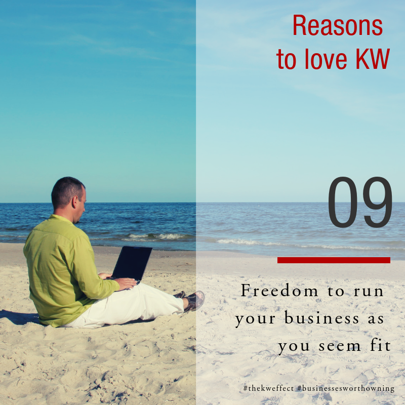 Image of Reasons 9 to love KW Scenic in Hermanus Overberg Overstrand - Have freedom to own your leads listings and area