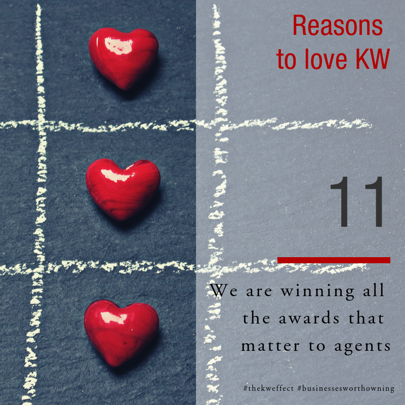 Image of Reasons to love KW Scenic in Hermanus11 - Real estate awards and recognition